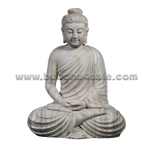 wood-carved-sitting-meditating-shakyamuni