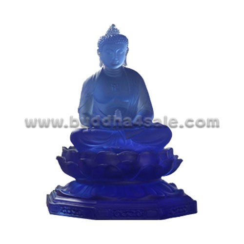 blue-clear-transparent-coloured-glaze-sitting-buddha