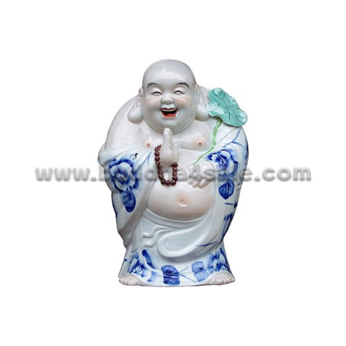 china jingdezhen ceramic fat buddha happy buddha