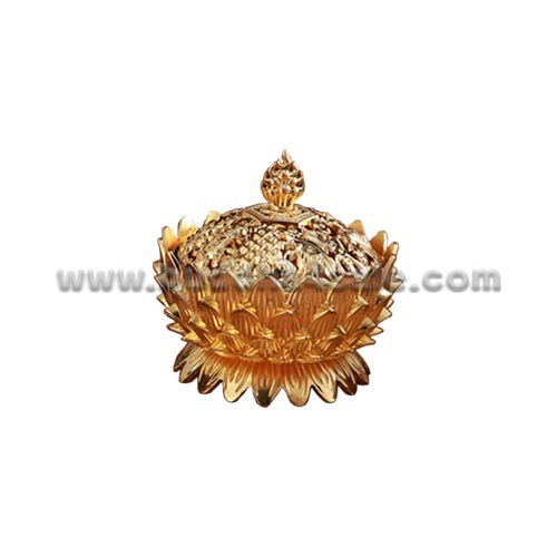 gilding-lotus-incense-burner